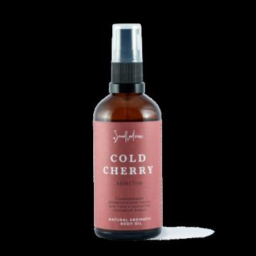 """SmoRodina - Ароматическое масло для тела """"Холодная вишня"""""""