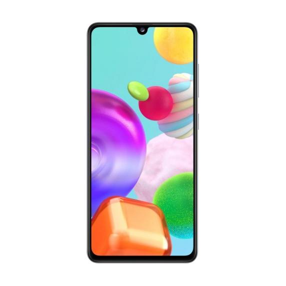 Samsung Galaxy A41 (белый)