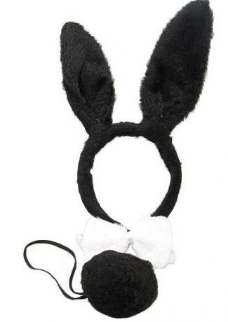 Уши Кролика черные