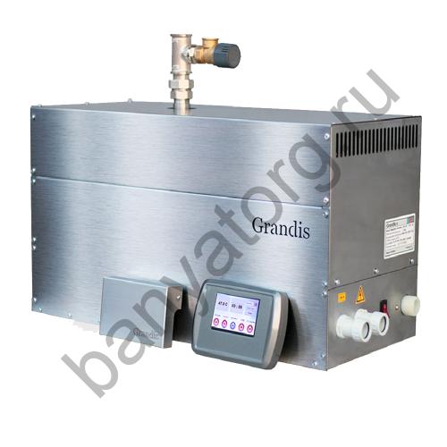 Парогенератор Grandis DS 60 / цветной сенсорный LCD пульт в комплекте