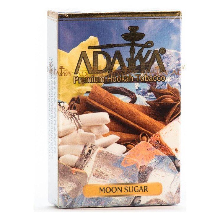 Табак Adalya - Moon Sugar (Лунный Сахар, 50 грамм, Акциз)