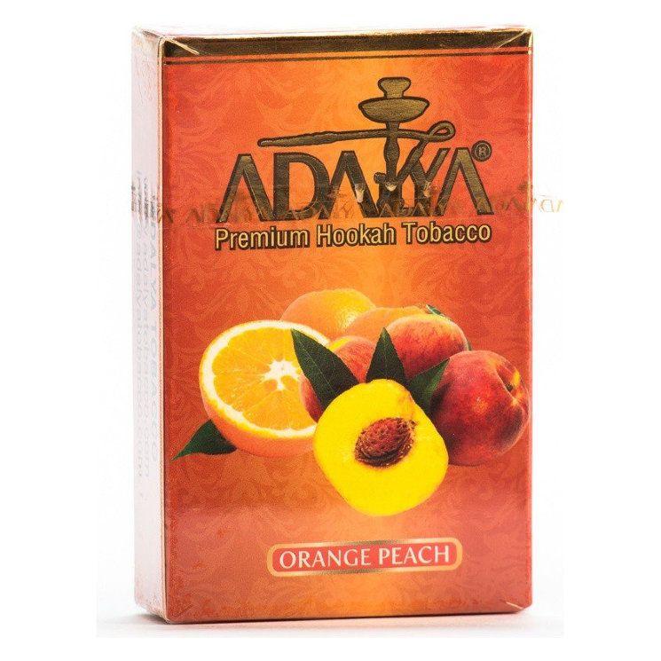 Табак Adalya - Orange Peach (Апельсин и Персик, 50 грамм, Акциз)