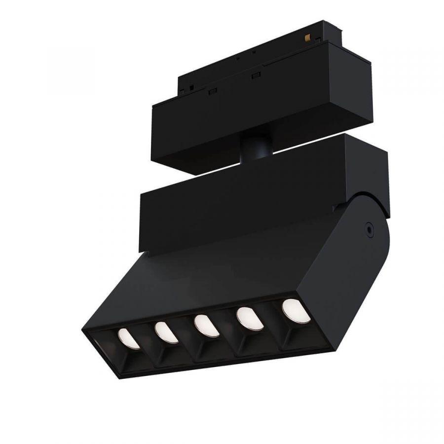 Трековый светодиодный светильник Maytoni Track lamps TR015-2-10W4K-B