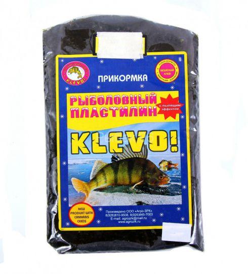 Прикормка Клево Пластилин (фидерный наполнитель) 900 гр