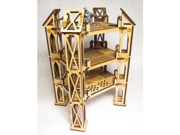 Башня варгейм 3