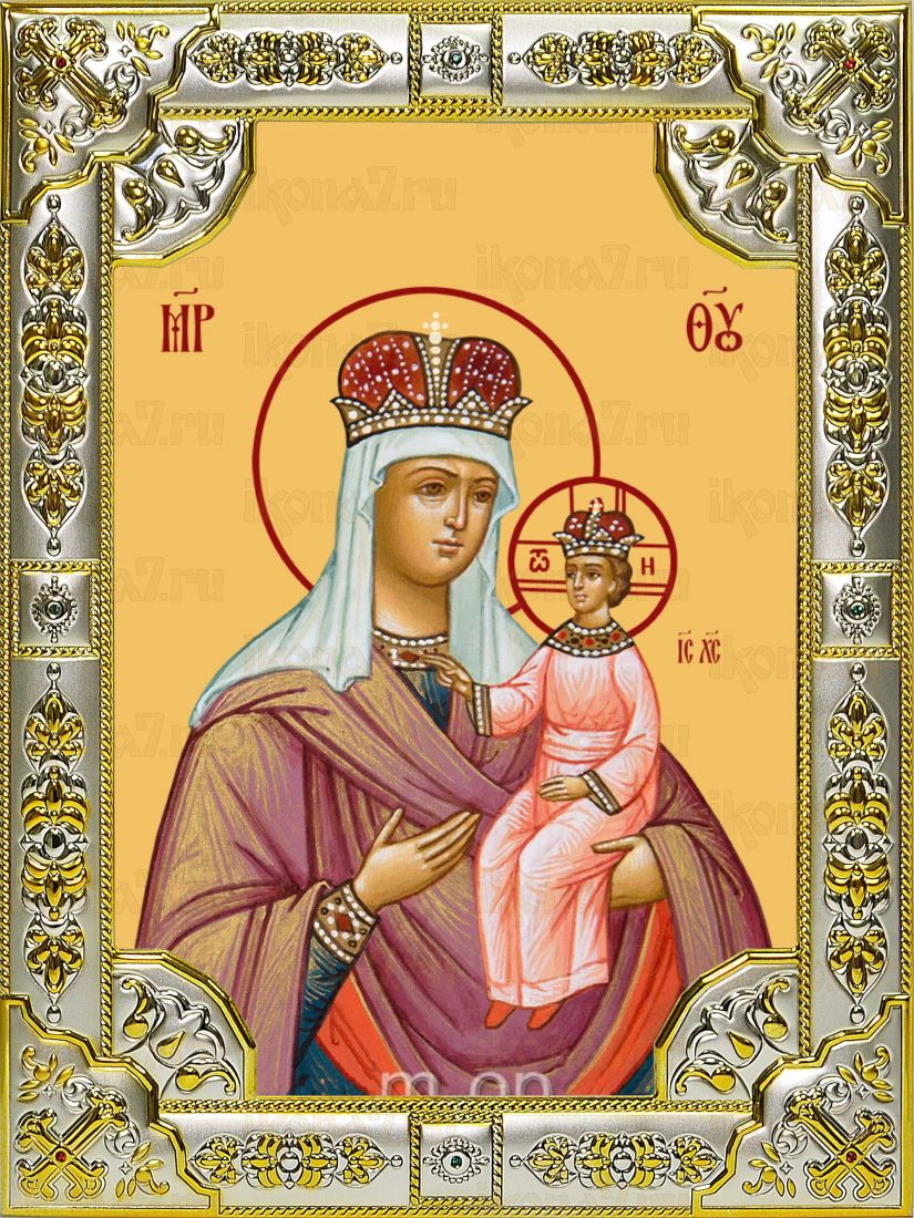 Любечская Икона Божией Матери (18х24)