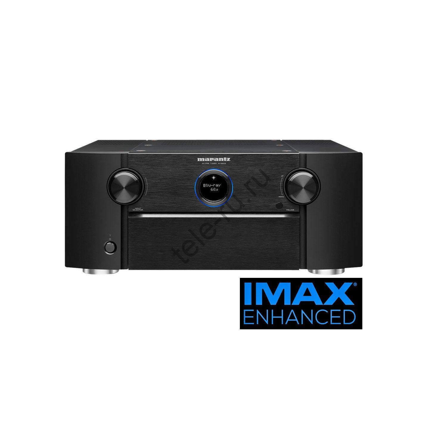AV Процессоры MARANTZ AV8805, Black