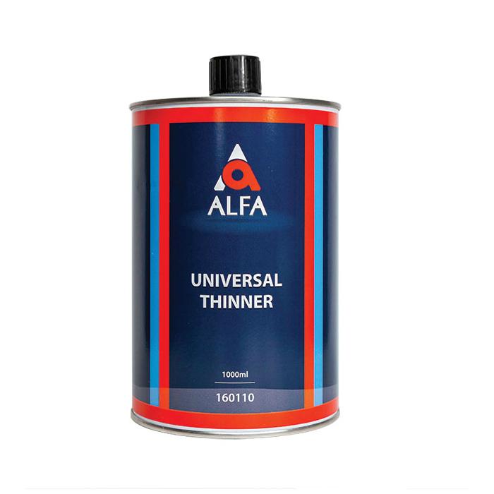 Alfa Universal thinner Универсальный разбавитель, объем 1л.