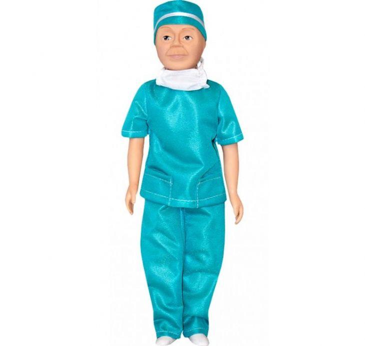 Кукла Борис-врач Свитанок