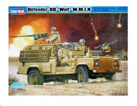 Автомобиль Land Rover Wolf WMIK