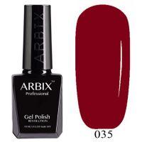 Arbix 035 Спелая Черешня Гель-Лак , 10 мл