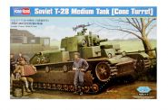 Soviet T-28 Medium Tank (Cone Turret)