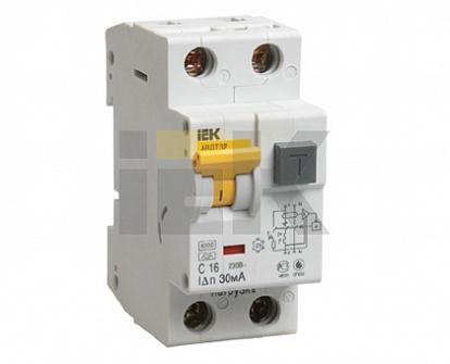 IEK Дифференциальный автоматический выключатель АВДТ 32 C32