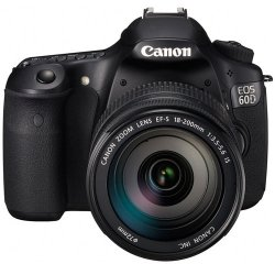 Canon EOS 60D Kit EF-S 18-200mm f/3.5-5.6 IS