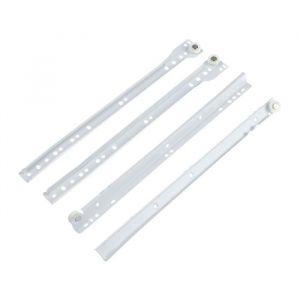 Направляющие роликовые 350x1, 1 мм, белый, 1 шт. 5133030