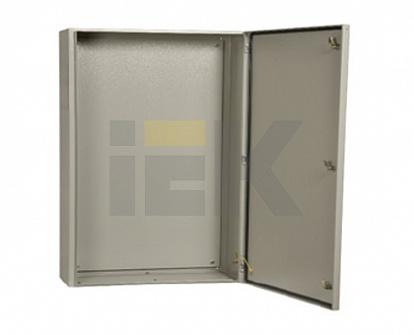 IEK Корпус металлический ЩМП-3-3 76 У2 IP54 LIGHT
