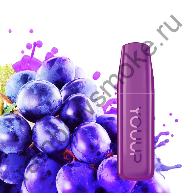 Электронная сигарета Dexx YOUUP ВИНОГРАД 1,8% NIC (Grape)
