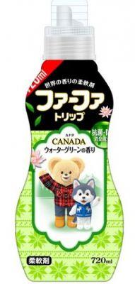 Nissan FaFa CANADA Кондиционер для белья (с антибактериальным эффектом и свежим ароматом