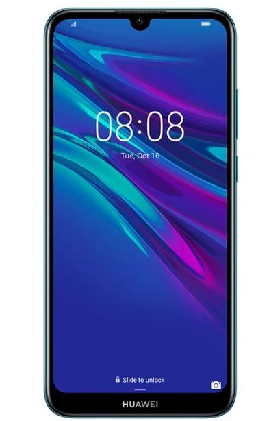 Смартфон HUAWEI Y6 DUOS SAPPHIRE BLUE