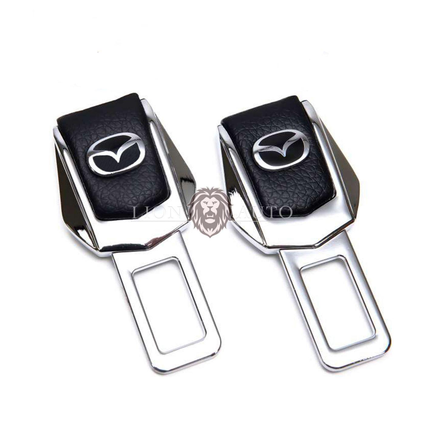 Заглушки ремня безопасности на Mazda (набор)