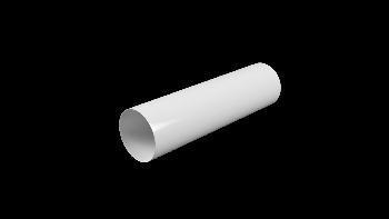 Воздуховод круглый ПВХ D100 L=1м