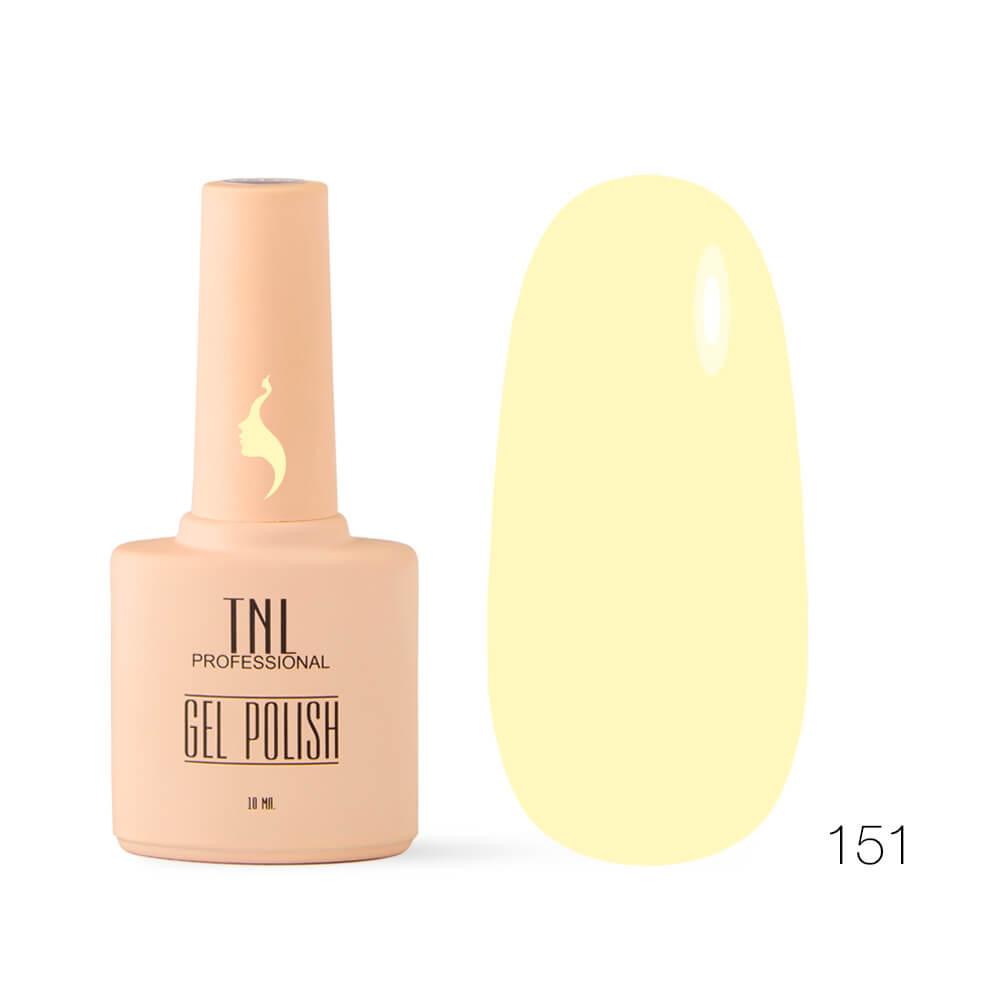 TNL гель-лак 8 чувств 151 заварной крем, 10ml
