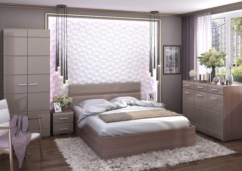 Спальня Вегас (вариант 1)