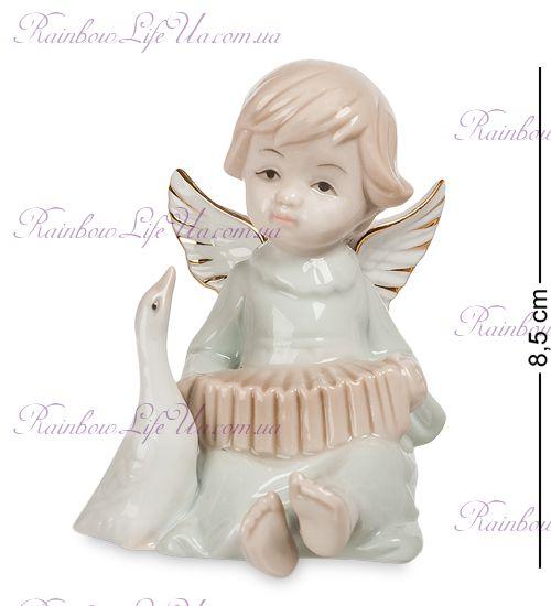 "Статуэтка ангелочек с гармошкой JP-14/ 3 ""Pavone"""