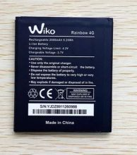 Аккумулятор для телефона Wiko Rainbow 4G