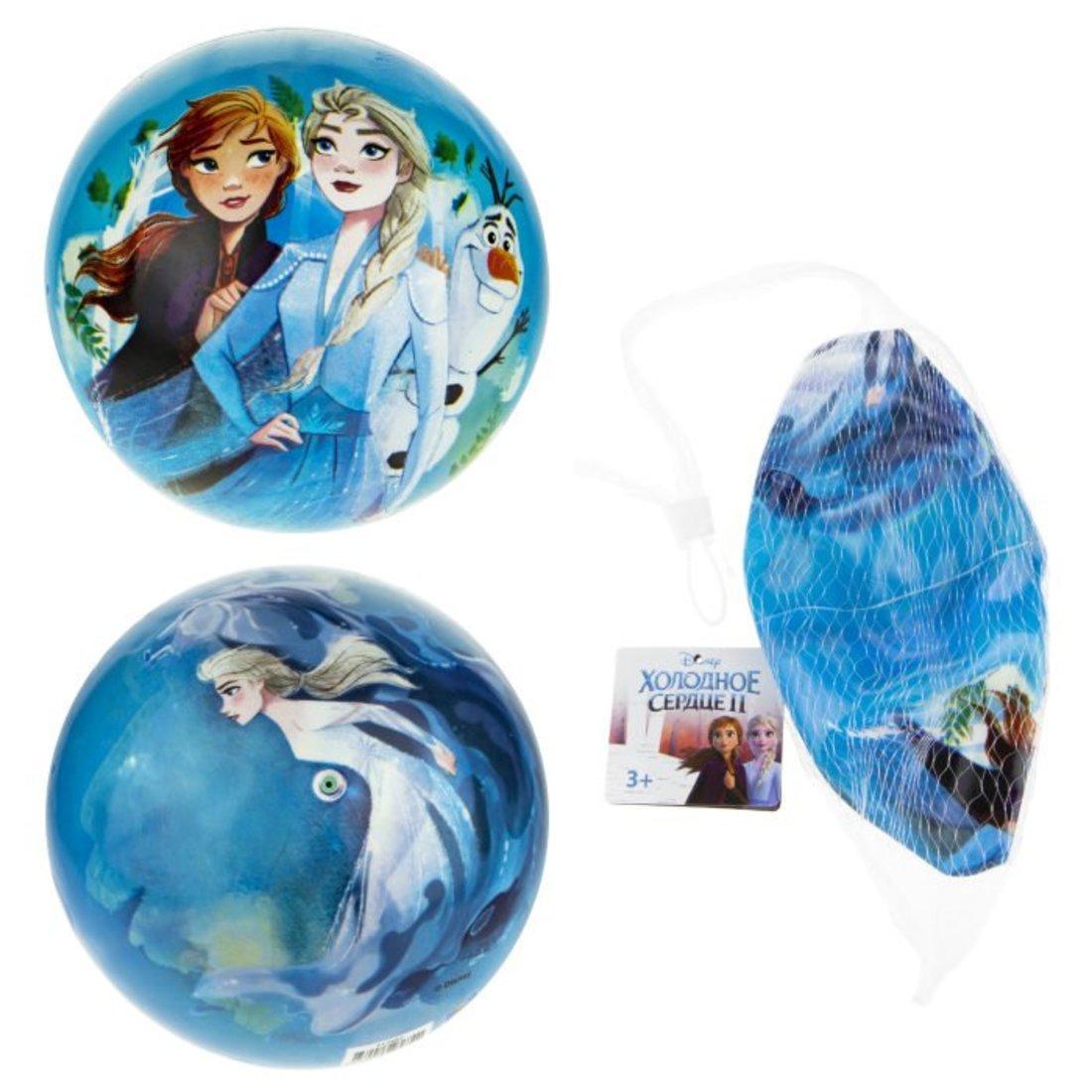Мяч Disney Холодное сердце 23 см