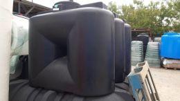 Бак для воды S 500 литров черный
