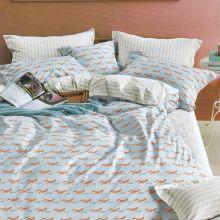 Комплект постельного белья Сатин  KARNA 1,5-спальный детский Арт.467/19