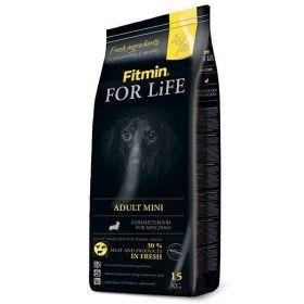 Fitmin FOR LIFE MINI Полнорационный корм для взрослых собак мелких пород, 3 кг