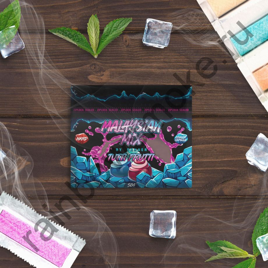 Смесь Malaysian Mix Hard 50 гр - Tutti Frutti (Тутти Фрутти)