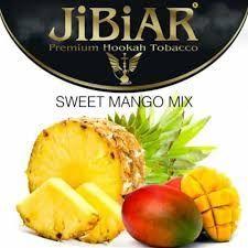 Jibiar 250 гр - Sweet Mango Mix (Сладкий Манговый Микс)