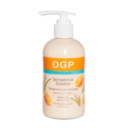 DGP SENSATION Solution крем для рук и тела 260 мл Выравнивающий