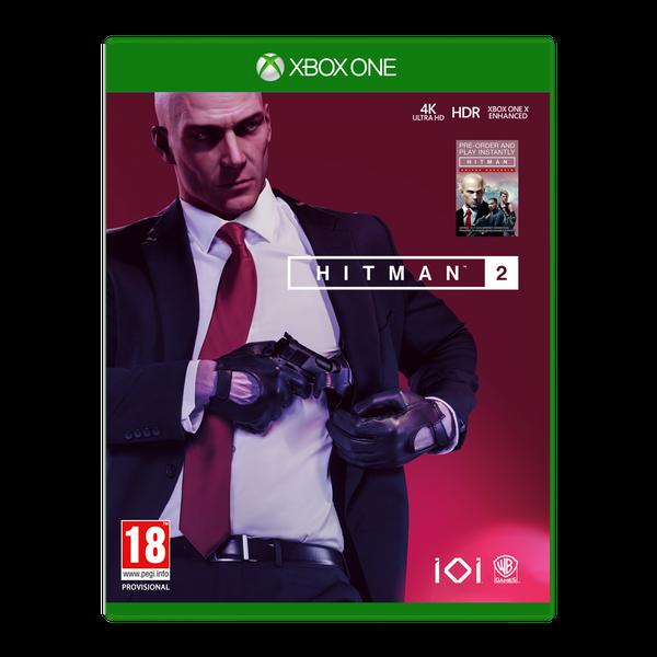 Игра Hitman 2 (Xbox One)