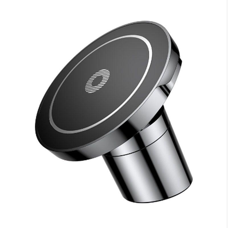 Автомобильный держатель с беспроводной зарядкой Baseus Big Ears Car Mount Wireless Charger черный (WXER-01)