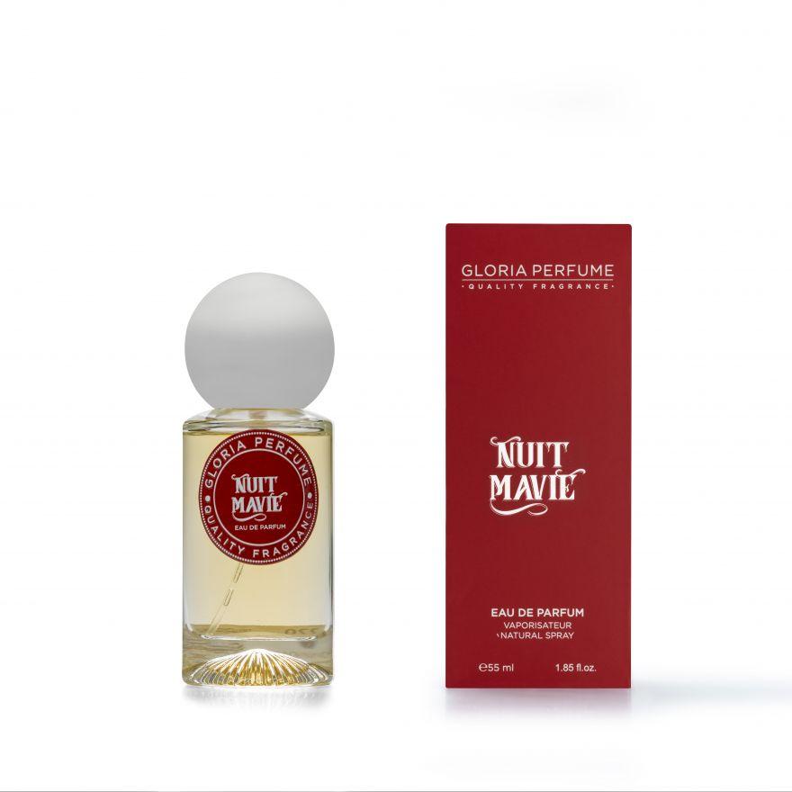 Gloria Perfume NUIT MAVIE  (HUGO BOSS NUIT MA VIE) 55 мл