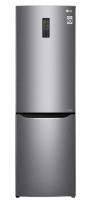 Холодильник LG GA-B379SLUL Серебро