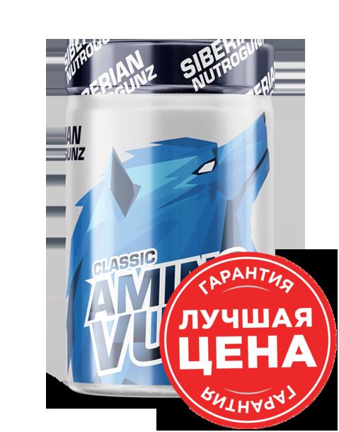 AMINOVULF CLASSIC от Siberian Nutrogunz 225 гр