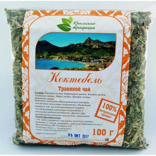 Травяной чай Коктебель 100 гр