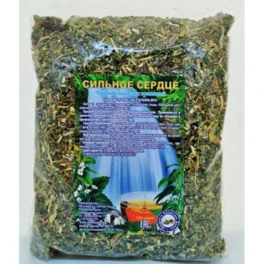 Травяной чай для сердца Сильное Сердце 120 гр