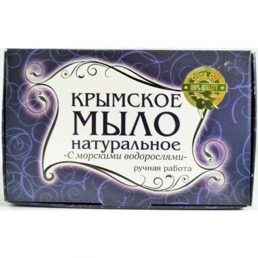 Крымское мыло с морскими водорослями Лавари 50 гр