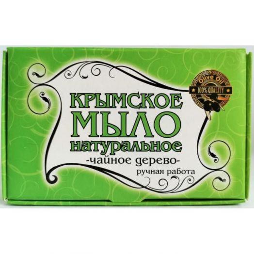 Крымское мыло Чайное Дерево Лавари 50 гр