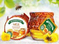 Мед натуральный цветочный 250 гр