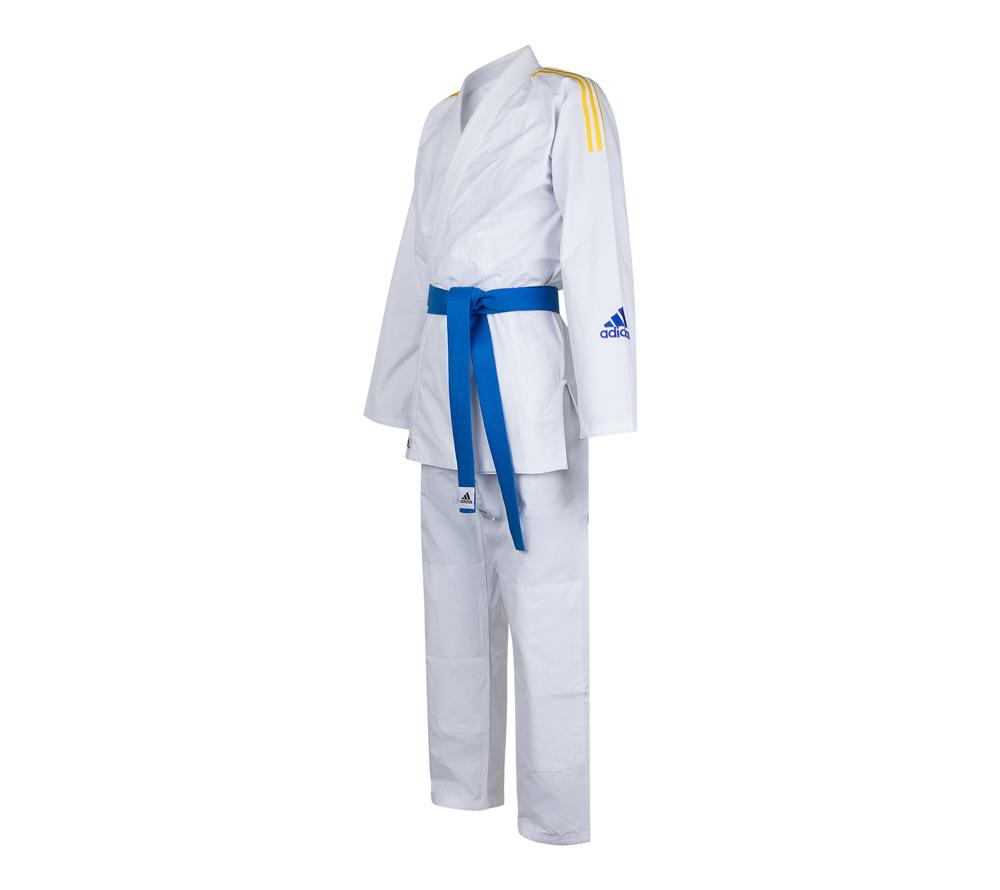 Кимоно для джиу-джитсу Response 2.0 белое, размер А1, артикул JJ280