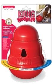 KONG Wobbler Игрушка интерактивная для крупных собак