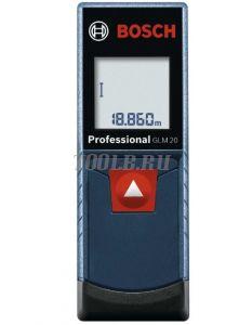 Bosch GLM 20 - Лазерный дальномер
