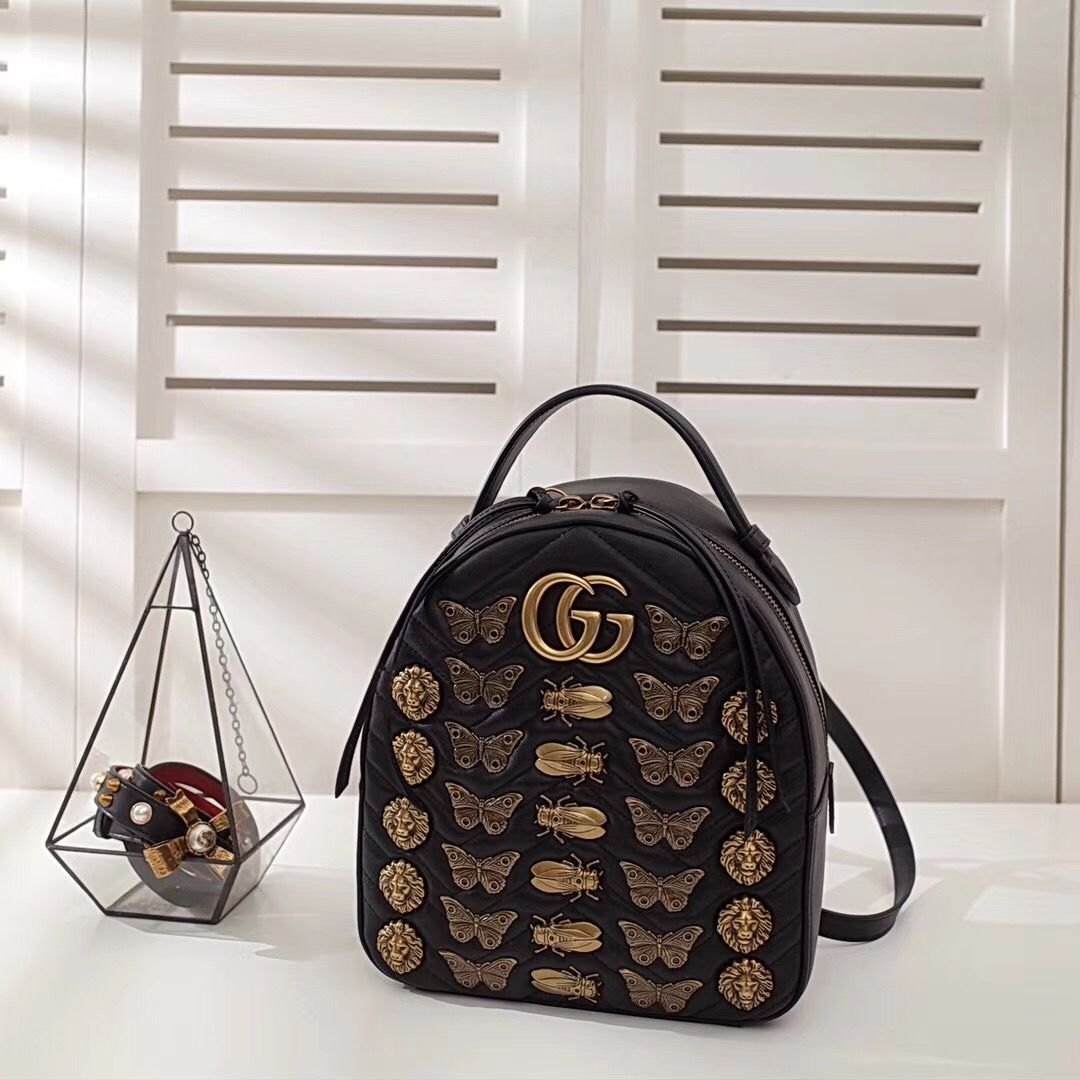 Рюкзак G*cci GG Marmont
